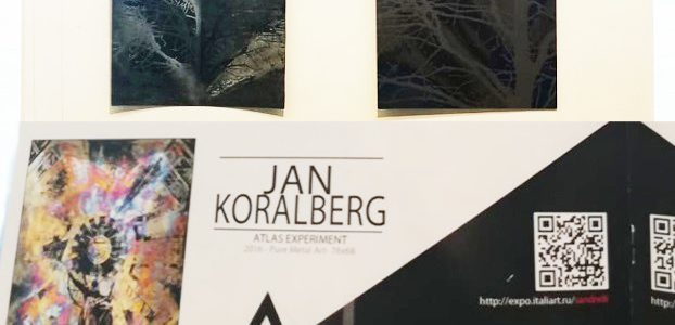 JAN KORALBERG - JUST PURE METAL ART